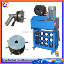CE electric hydraulic hose crimper / tube crimping machine for sale
