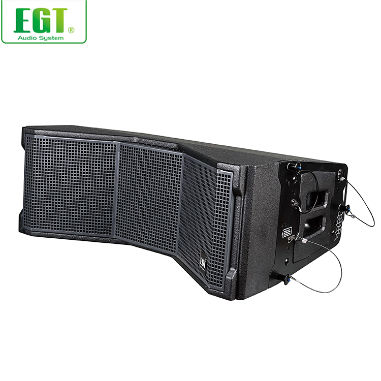 E-LY208 Professional audio sound equipment outdoor/indoor passive line array loudspeaker