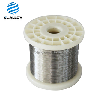 China Manufacturer nichrome wire Cr20Ni80 nickel alloy