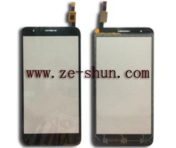 mobile phone digitizer for Alcatel Pop 4+ OT 5056 Black