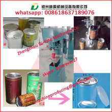 Hot Sale Professional Paper Bottle Can Sealing Machine, Tin can Seamer / Plastic can sealer
