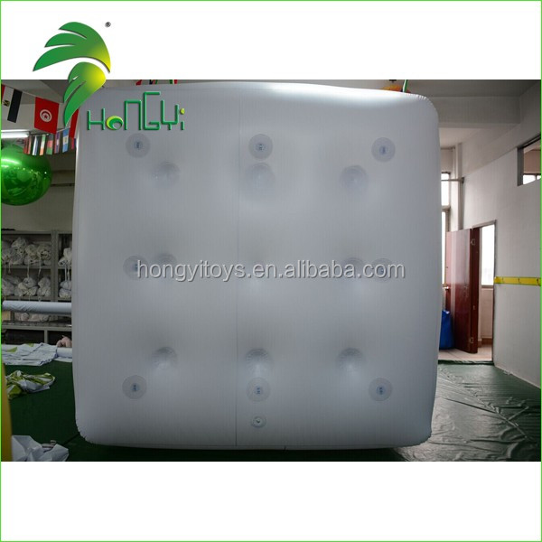 Advertising pvc Inflatable Cube Balloon for Promotion