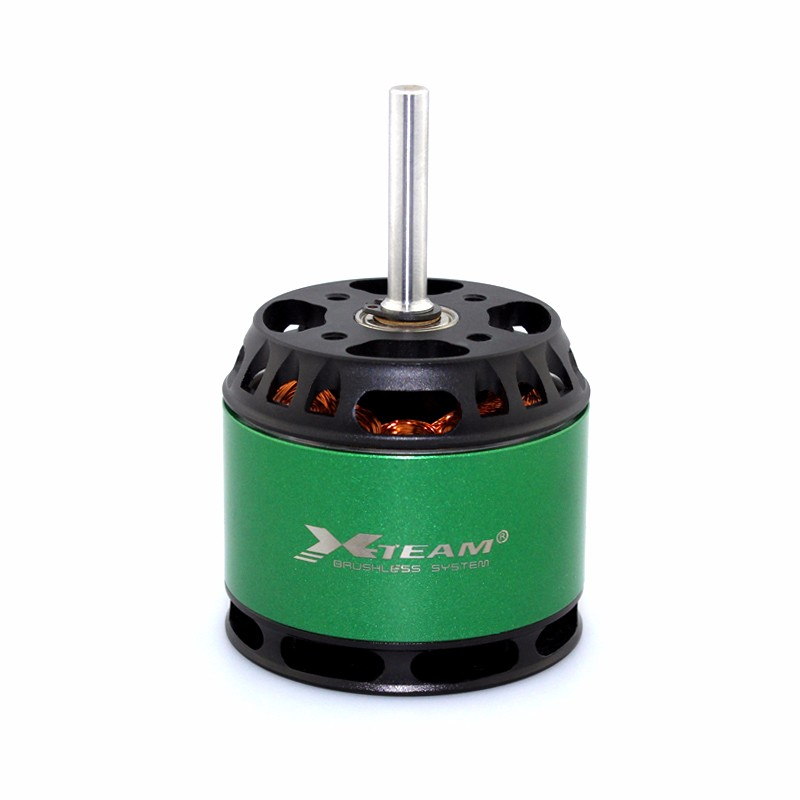 XTO-4725 X-Team 520Kv Outrunner DC Brushless Motor Model for RC Hobby Plane