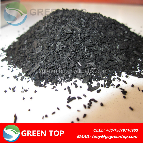 wood based granular 12x40 mesh activated carbon