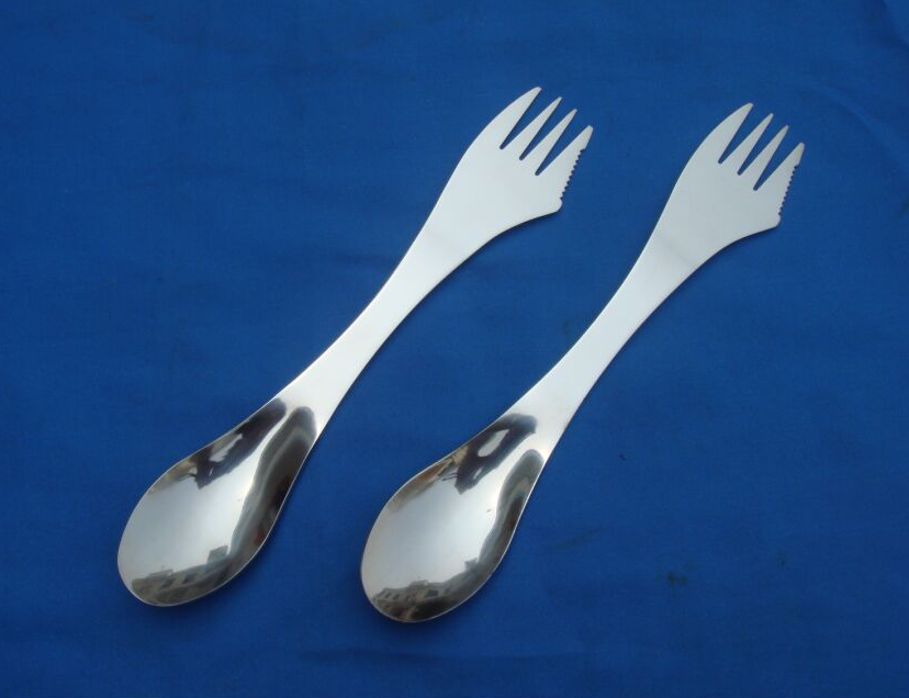 High quality stainless steel spoon and fork
