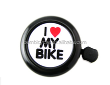 2014 hot sale lovely kids bike bell made in China