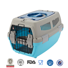 Two-Door Top-Load Pet Kennel Cat and Dog Carrier yiwu pet products