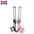 High quality portable 5 wheels metal luggage trolley cart
