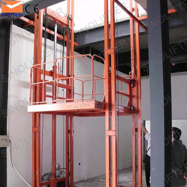 4.5m vertical lift chair for stairs