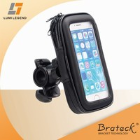 Waterproof Bicycle Handlebar Mount Case Holder Fit for SAMSUNG S3/S4/iphone 6