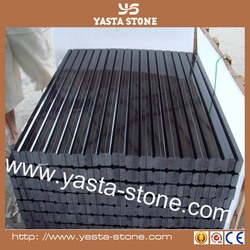 CBRL Cheap Natural Shanxi Black Granite Threshold