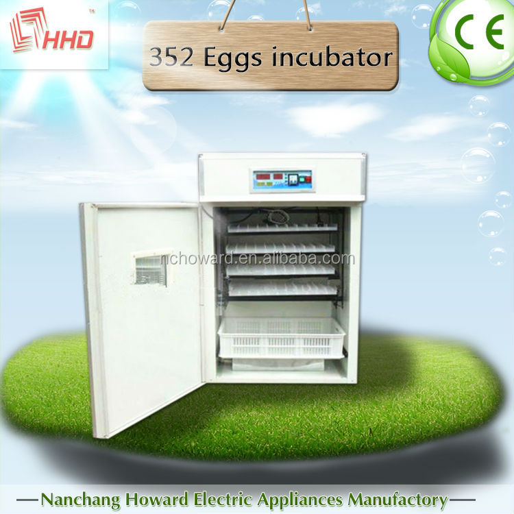 300 eggs full automatic chicken incubator industrial poultry quail egg incubators for sale
