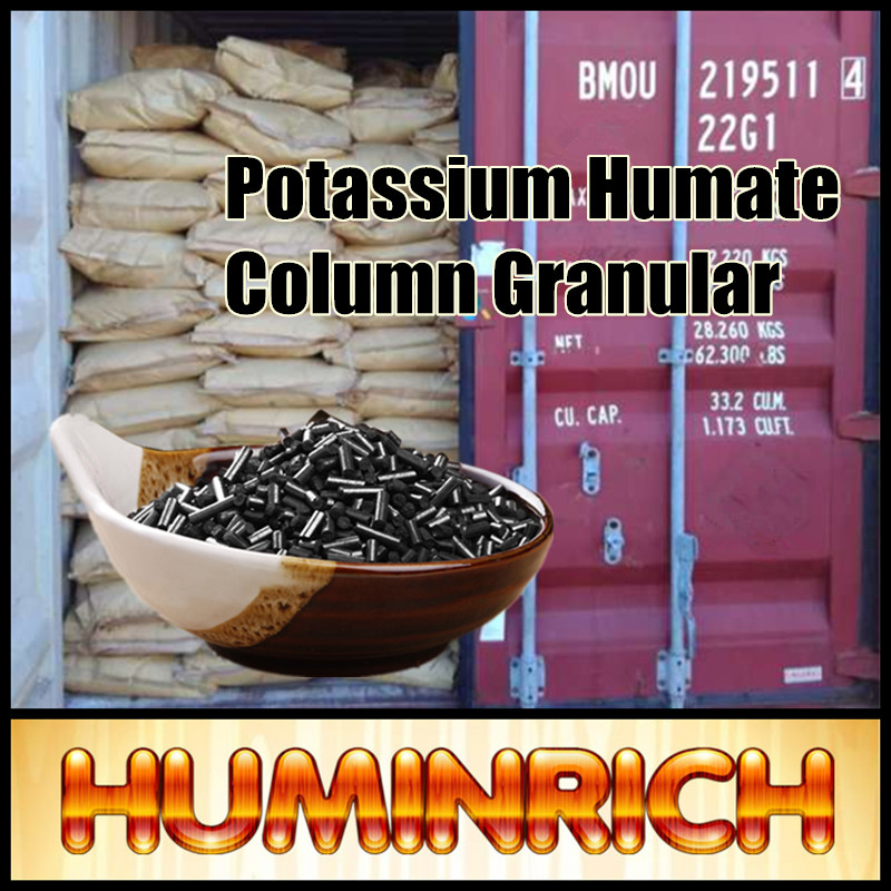Huminrich Potash Humus Plus Organic Fertilizer Potassium Humate Shiny Bullets
