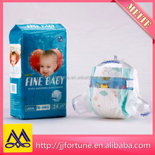 Hot sale OEM baby diaper professional manufacturer in china