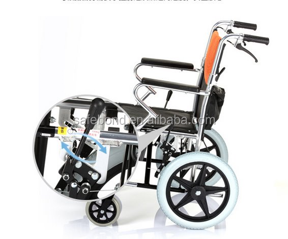 Alibaba Medical Wheelchair for disabled Aluminum price