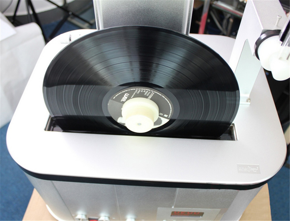 RW800 ultrasonic vinyl records LP cleaner