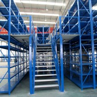 Warehouse Industry Systems Storage Steel Mezzanine Fllor