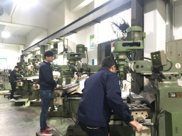 Milling Machines Processing