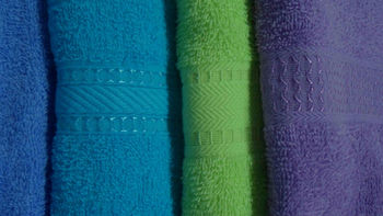 100% cotton Towels