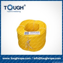 Yellow synthetic winch rope/cable/string fits 30 ton winches or used winch for bulldozer