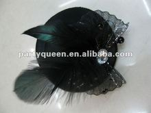 mini feather party hat M-H016