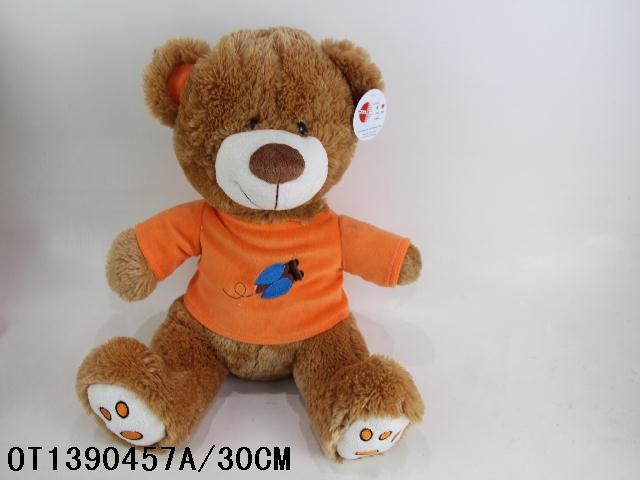 Customized baby bear toy