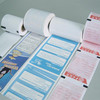 bank receipt Direct Thermal ATM Paper Rolls Used In POS Register Machine