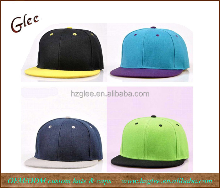Wholesale Cheap Design Plain Snapback Hats and Caps