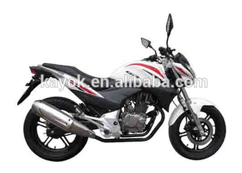 New model Hot sale Good quality same as CBR300 Chinese Motorcycle KM250GS-5 .