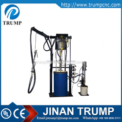 insulating glass production line machine / seal sealant extruder machine
