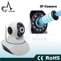 Indoor Night vision IP Camera for security system phone app remote control