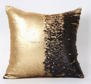 Amazon Ebay Hot Sale Mermaid Sequin Cushion
