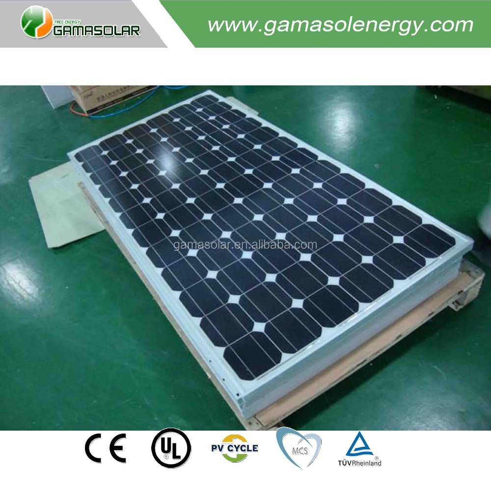 Green power 150w solar panel cell germany for whoelsale