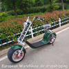 European Warehouse Adult electric motorcycle with 6 inch big tire 60V 20AH 2000W battery cheap scooter