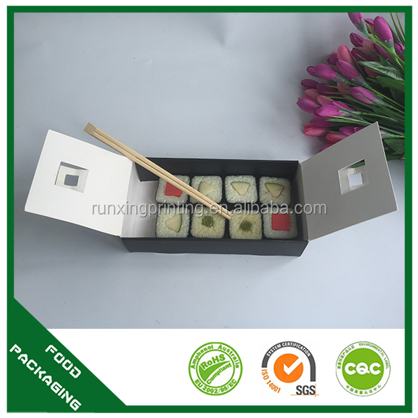 Biodegradable bamboo takeaway food container