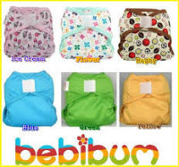 Bebibum Cloth Diapers Cover system