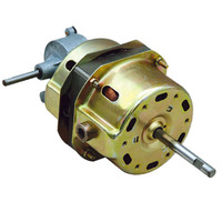Stand Fan Spare Parts 4 Poles Motor With Low Temperature Rising
