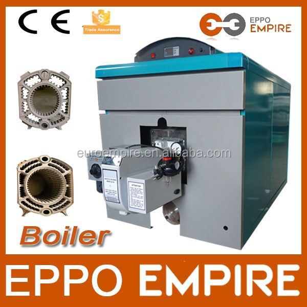 Section Boiler Alibaba china CE approved Sectional Cast Iron Boiler/diesel boiler/steam powered electric generator