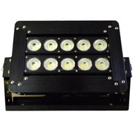 football stadium yard parking lamp waterproof 100w led flood lights tunnel light
