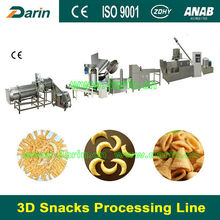 2013 popular extrusion corn snack equipment/snacks food machine in machinery