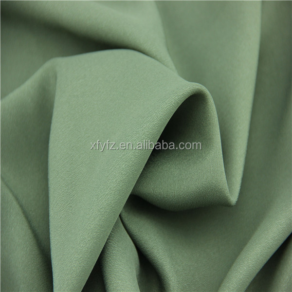 crepe slap-up chiffon plain dyed wholesale for evening gown of chiffon