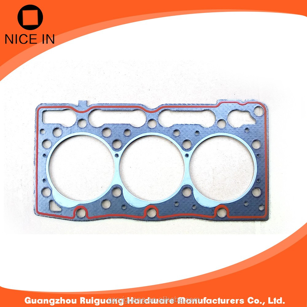 Factory Wholesale High Quality head 3D78 engine head gasket OEM NO 16261 0331 0