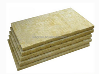 High Fire-proof Insulation Material Density 120kg/m3 Non-asbestos Marine Rockwool with Aluminum Foil