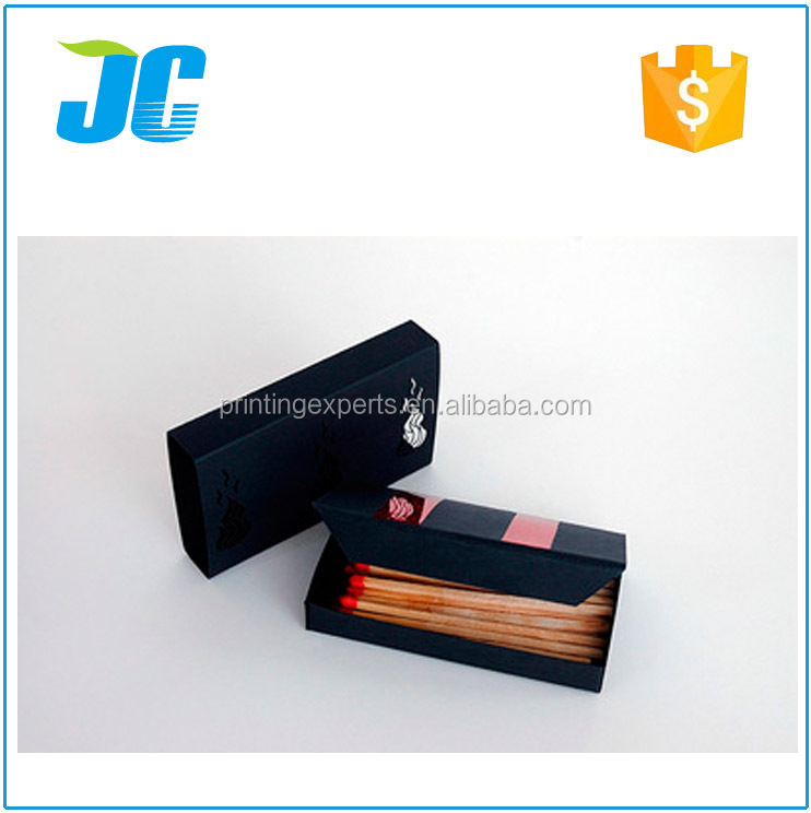 China match box making factory custom craft match boxes