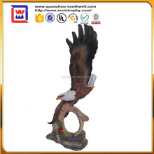 resin eagle sculptures and garden statues eagle and eagle birds for sale