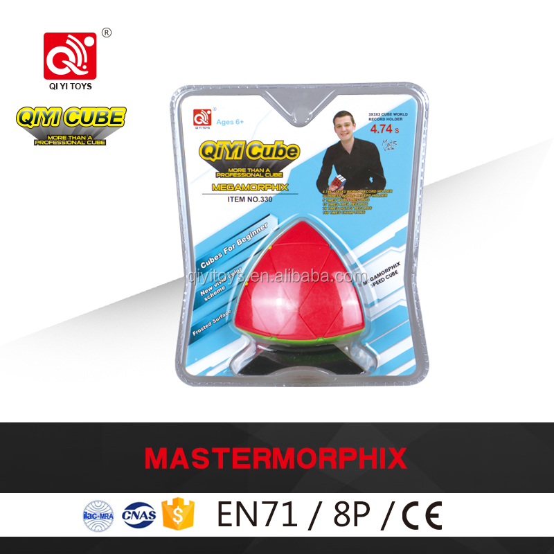 Qiyi Mastermorphix promotional magic cube