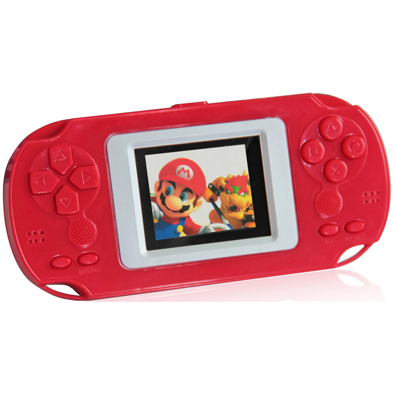 1.8inch Built-in 268 Handheld Games Consoles Game Player