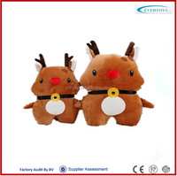 christmas plush toy animals reindeer stuffed animals