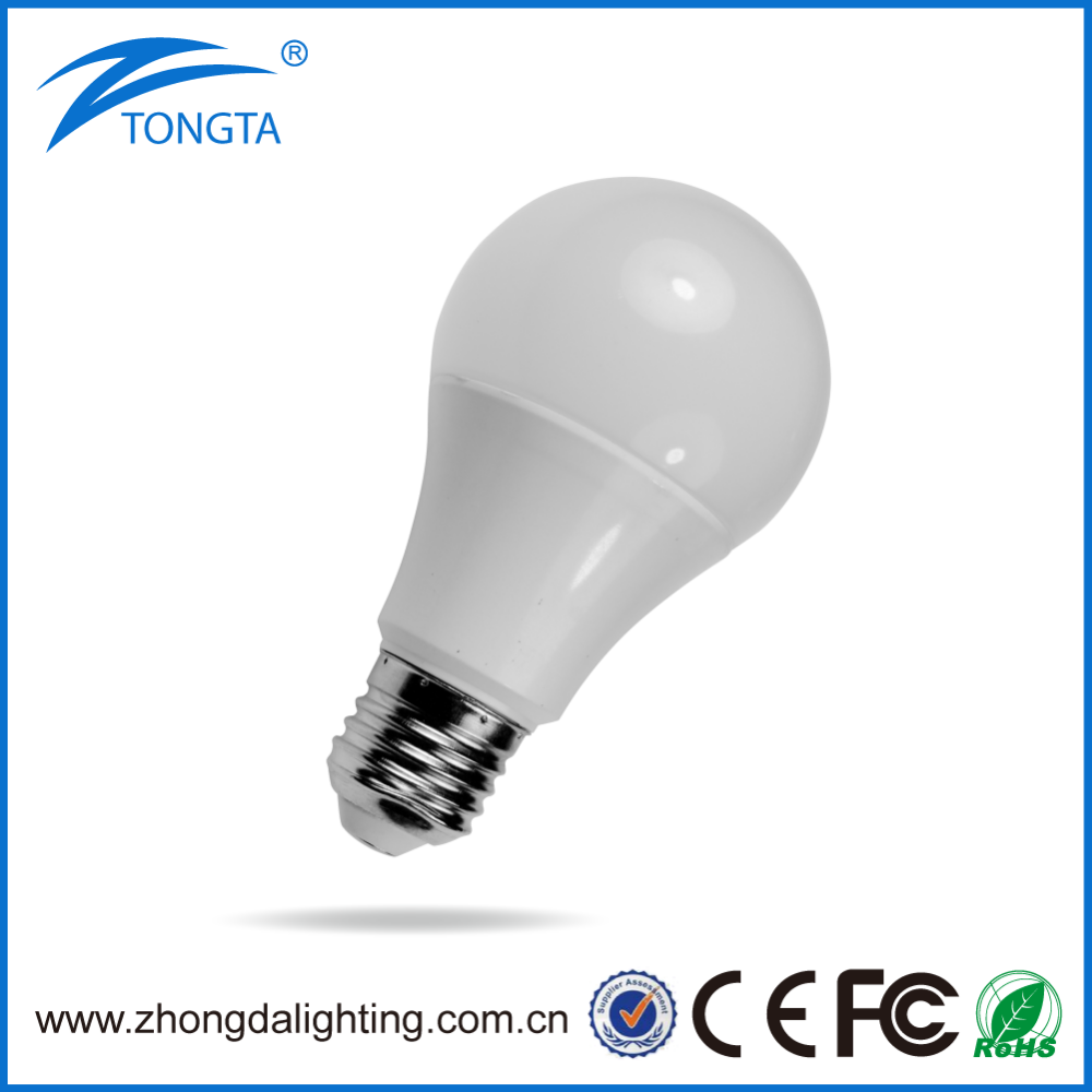 Hot Sale Aluminum And PC Body 3 Watt Led Bulb With CE ROHS