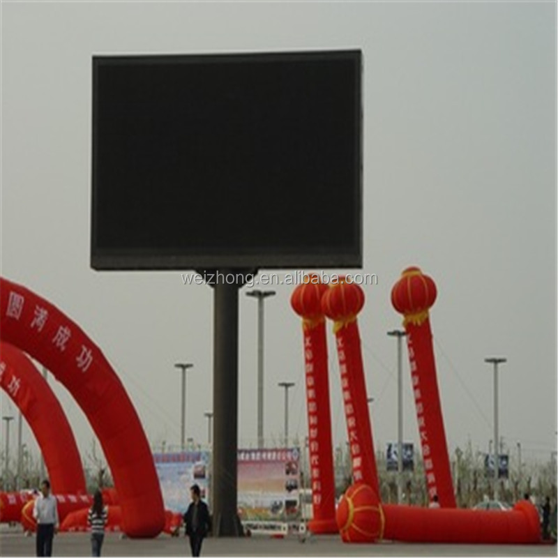 2015 New Design hot price solar powered electronic billboards